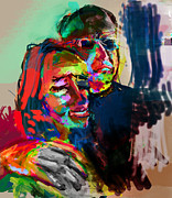 Lovers Digital Art - Together by James Thomas