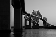 Sea Photography Photos - Tokyo Gate Bridge by 1500000yen