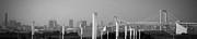 Tokyo Panorama Print by Irina  March