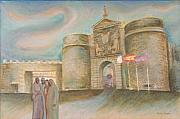 Barbara Nesin Art - Toledo Homecoming by Barbara Nesin