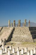 Archaeological Photos - Toltec Ruins - Mexico by Gloria & Richard Maschmeyer - Printscapes