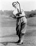 Professional Athletes Posters - Tom Armour wins US golf title - c 1927 Poster by International  Images