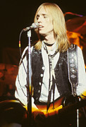 Rich Fuscia Art - Tom Petty by Rich Fuscia