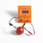Electrical Potential Prints - Tomato Battery Print by