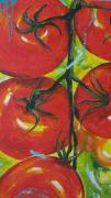 Tomatoes Print by Terri Rodstrom