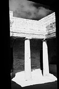 The Kings Photo Prints - Tomb 3 Of Tombs Of The Kings World Heritage Site Paphos Republic Of Cyprus Europe Print by Joe Fox