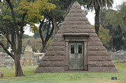 Haunted Mansion  Photos - Tomb by Liezel Rubin
