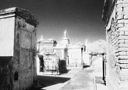 Jeff Holbrook Metal Prints - Tomb of Marie Laveau Metal Print by Jeff Holbrook