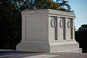 National Cemetery Prints - Tomb Of The Unknown Soldier, Arlington Print by Terry Moore