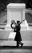 Elite Photos - Tomb of the Unknown Soldier by Inge Johnsson