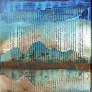 Type Mixed Media - Tomorrow Never Knows by Paul OBrien