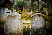 Grave Photo Originals - Tomorrows Reunion by Nelieta Mishchenko