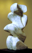 Interpretive Sculpture Acrylic Prints - Tone Stone Acrylic Print by Lonnie Tapia