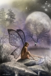 Nature Nudes Prints - Tonight She Waits Print by Crispin  Delgado