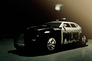 Police Car Prints - Tonka Tonka Print by Joel Witmeyer