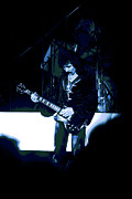 Concert Photos Digital Art - Tony Iommi in Spokane 2 by Ben Upham