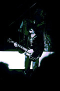 Concert Photos Art - Tony Iommi in Spokane 3 by Ben Upham