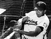 Baseball Player Framed Prints - Tony Oliva Of The Minnesota Twins, 1967 Framed Print by Everett