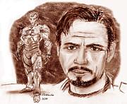 Chris  DelVecchio - Tony Stark