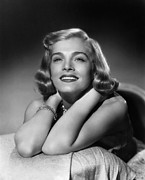 Diamond Bracelet Prints - Too Late For Tears, Lizabeth Scott, 1949 Print by Everett