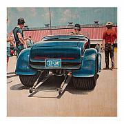 Street Rod Paintings - Top Jimmy by William Vanya