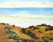 Marin County Originals - Top Of Mount Tam by Deborah Cushman