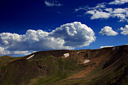 Cumulus Originals - Top of the cirque by Jon Burch Photography