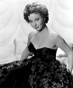 1957 Movies Photo Metal Prints - Top Secret Affair, Susan Hayward, 1957 Metal Print by Everett