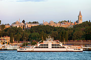 Topkapi Prints - Topkapi Palace in Istanbul Print by Artur Bogacki
