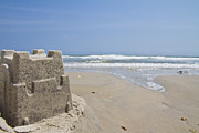 Topsail Island Photos - Topsail Castle by East Coast Barrier Islands Betsy A Cutler