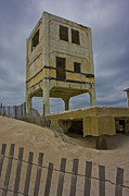 Topsail Island Photos - Topsail Island Observation Tower 6 by East Coast Barrier Islands Betsy A Cutler
