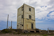 Topsail Island Photos - Topsail Island Tower 3 by East Coast Barrier Islands Betsy A Cutler