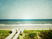 Topsail Island Photos - Topsail Perfection by Andrea Hazel Ihlefeld