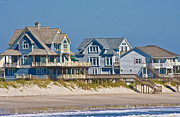 Topsail Island Photos - Topsail View by East Coast Barrier Islands Betsy A Cutler
