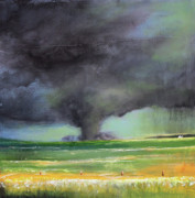 Thunderstorm Originals - Tornado on the Move by Toni Grote