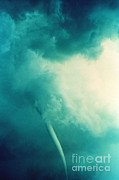 Oklahoma City Tornado Photo Posters - Tornado Poster by Science Source