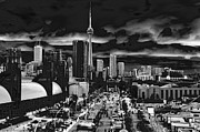 Shotwell Photography Prints - Toronto and the Ex Print by Kathi Shotwell