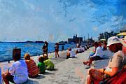 Vincent DiNovici - Toronto Harbourfront TNM