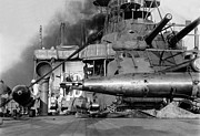 Weaponry Prints - Torpedoes on deck of ship Print by International  Images