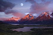 Paine Framed Prints - Torres del Paine IV Framed Print by Christian Heeb