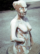 Works Sculptures - Torso of a woman 2  by Shant Beudjekian