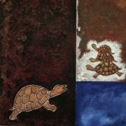 Mix Medium Photos - Tortise feng shui by Sandeep Oza