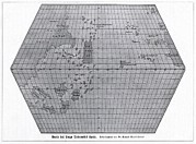 Cartography Photos - Toscanellis World Map, 1474 by Cci Archives