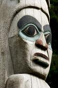 Maschmeyer Prints - Totem Close Up Print by Gloria & Richard Maschmeyer