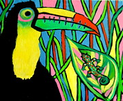 Ted Hebbler - Toucan Ted