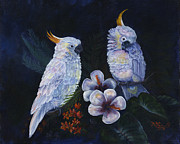 Cockatoo Originals - Touch of Gold by Ruth Ann Murdock