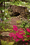 Touch Of Spring Print by Cheryl Davis