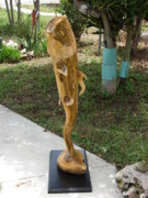 Nautical Sculptures - Tough as Ironwood by Dos Artesanos
