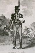 Toussaint Louverture 1843-1803 Leader Print by Everett