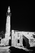 Kypros Framed Prints - Touzla Mosque In Larnaca Republic Of Cyprus Framed Print by Joe Fox